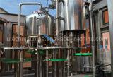 Pequeña máquina de rellenar del agua de botella del animal doméstico de la inversión de la alta calidad