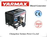 generatore portatile & alto di 5.8kVA di Effiency Yarmax del diesel