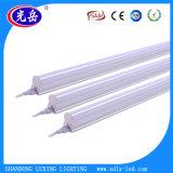 T8 LED 관 1200 18W 높은 루멘 LED T8 관 유리 G13 T8 LED 관 6500K