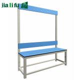 高品質青いカラー更衣室の体操の椅子