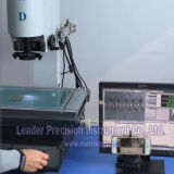 De video Precisie die van de Visie Machine meten (mv-4030)