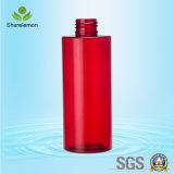 200ml Garrafas de Loção Plástica Redonda Pet para Toner Hidratante