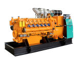 50Hz 1000kw Googol Biogas Generator Set with CHP Cchp