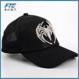 Шлем водителя грузовика шлема вышивки бейсбольной кепки сетки изготовленный на заказ кожаный