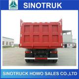 Sino caminhão de Tipper resistente do caminhão de descarga da mineração de HOWO 6X4