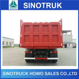 Sino HOWO 6X4 광업 덤프 트럭 팁 주는 사람 트럭