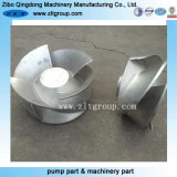 CNCの機械化を用いるステンレス鋼の鋳造物の部品を投げる投資鋳造の/Lostのワックス