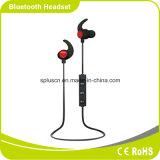 BasLawaai die van de Macht van Bluetooth van de manier het Stereo Lopende Oortelefoon van de Geschiktheid van de Microfoon van de Hand van het in-oor van de Hoofdtelefoon de Vrije annuleren