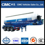 Cimcマレーシアのための3車軸50tonセメントBulker