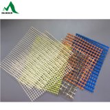 4*4mm 110g het Witte alkali-Bestand Netwerk van de Glasvezel