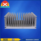 Aluminiumstrangpresßling-Flosse-Kühlkörper für Energien-Halbleiter