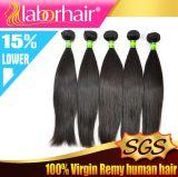 Estensioni brasiliane dei capelli umani del Virgin