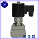 Micro válvula de solenóide do vácuo do aço inoxidável