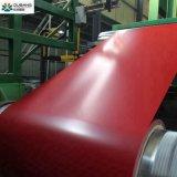 Il colore del materiale di strato del tetto ha ricoperto la bobina d'acciaio PPGI & PPGL