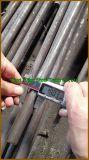 Barra de acero inoxidable de 200 series en cuadrado redondo y plano
