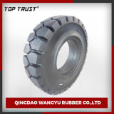 최고 신망 포크리프트 타이어 (6.00-9)를 가진 타이어 제조자