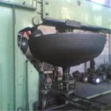 Metalteller-Hauptende für Druckbehälter
