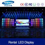 Venta caliente P5 RGB LED Interior Alquiler de Instrumentos para la etapa