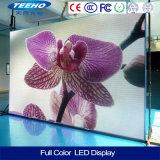 Afficheur LED d'intérieur visuel de la fonction P5 RVB pour la publicité