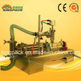 Máquina de rellenar líquida semiautomática/llenador líquido