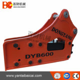 Schein-hydraulischer Unterbrecher mit Meißel 100mm (YLB1000)