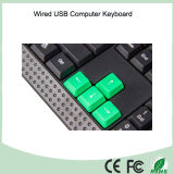 Клавиатура PC Китая вспомогательного оборудования компьютера водоустойчивая (KB-1688)