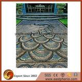 Mosaico hermoso del arte de la piedra para el azulejo