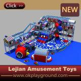 De Binnen Zachte Apparatuur van uitstekende kwaliteit van de Speelplaats voor Mcdonalds (t1502-4)