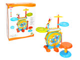 Instrumento Musical Drum Kit Plastic Toy (H2162084)