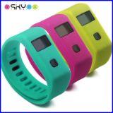Monitor de grabación de calorías Monitor de podómetro Bluetooth Smart Bands
