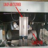 Abnehmer-erfülltes Plastikei-Tellersegment automatisches Thermoforming u. stapelnde Maschine