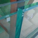 Kundenspezifisches Größe Niedrig-Eisen der China-Fertigung-15mm 19mm ausgeglichenes Glas