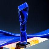 Premio all'ingrosso del trofeo di gioco del calcio di cristallo di avvenimenti sportivi K9