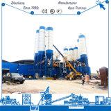 Tecnologia de Correia Coveryor máquinas de construção excelente Hzs120 Concreto Planta de Lote