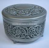 Ataúd del diseño del OEM, caja de joyería de la joyería de la joyería