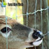 Crabot de chèvre de moutons du joint de charnière 8/80/15 clôturant le fil