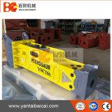 Exkavator brachte hydraulischen Demolierung-Hammer mit ISO9001 zum Schweigen