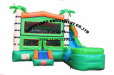 3D象が付いているサーカスの主題の膨脹可能なコンボの家