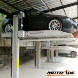CE/ISO 9001 certificou o elevador do estacionamento de dois bornes