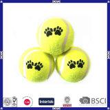 ペットテニス・ボールのための高品質の安いOEMのロゴ