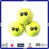 Logotipo barato OEM con alta calidad para mascotas pelota de tenis