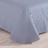 ヨーロッパの簡単な様式の綿プリント寝具セット