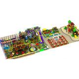 Apparatuur van de Speelplaats van de Spelen van de ongehoorzame Kinderen van het Kasteel de Binnen voor Verkoop