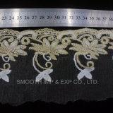 Nettogarn-Stickerei-Spitze-Kleid-Zubehör-Textilwasserlösliche Ordnung