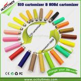 Tutto condice la cartuccia a gettare 808d della migliore sigaretta elettronica di sensibilità