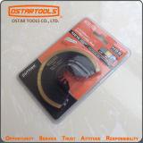 86mm revestidas de titânio HSS Lâmina de serra de segmentos 86mm na embalagem em blister duplo