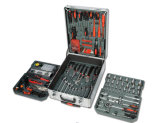 186PCS Aluminum Tools Box/Caso