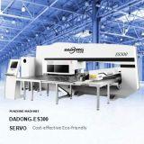Dadong-Es300サーボCNCのタレットの打つ機械