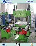 50tons imprensa Vulcanizing pequena, Vulcanizer de borracha, máquina Vulcanizing da placa