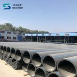 HDPE ISO9001 PE100 Plastic Pijp voor Watervoorziening